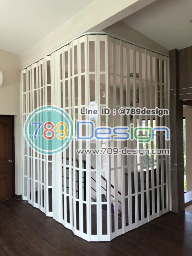 ฉากกั้นห้องญี่ปุ่นแบ่งโซนห้อง และกั้นแอร์ได้ 90 เปอร์เซ็น ไม่มีรางที่พื้น ใช่ระบบล้อแขวนบนราง ขายปลีกและติดตั้งเอง ราคาส่ง