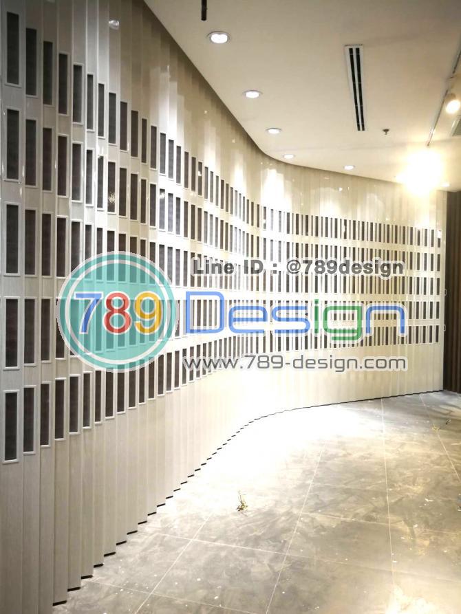 ศูนย์รวม ฉากกั้นห้องpvcเจาะช่อง ร้าน 789 Design (ช่างรับไปติดตั้งเอง จัดส่งต่างจังหวัดได้ทั่วไทย)