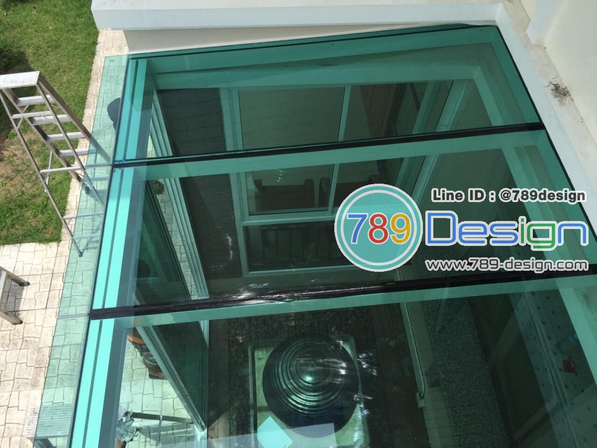 กระจกสกายไลท์ พระราม5 ขอบคุณลูกค้าที่ไว้ใจร้าน789design
